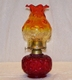 4231 Red Oil Lamp